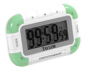 Digital Timer Online: Taylor 5862 Digital Kitchen Timer with ...