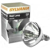 Cheap Sylvania 14664 - 250BR40/1 120V Heat Lamp Light Bulb