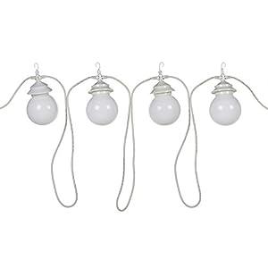 Kenley Luci a Bulbo Ø15cm per Gazebo Giardino Illuminazione Lanterne Lampadine Esterno  Impermeabile  Set da 4   recensioni dei clienti Valutazione