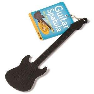 The Flipper Guitar Spatula - Black (By Gamago)