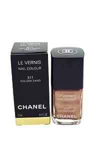 Chanel Le Vernis Nail Colour 317 Golden Sand