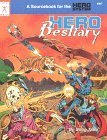 img - for Hero Bestiary (A Sourcebook for the Hero System) by Doug Tabb (1992-01-01) book / textbook / text book