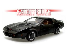 Rc2  Knightrider Kitt Ready Made Car 1/18 Diecast Model