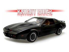 Rc2  Knightrider Kitt Ready Made Car 1/18 Diecast Model