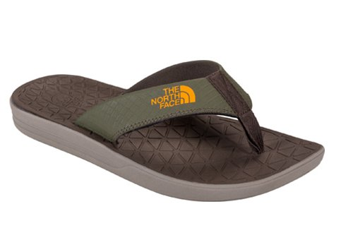 The North Face Base Camp Lite Flip Flop Sandals - Men'S - Green In Size: 8