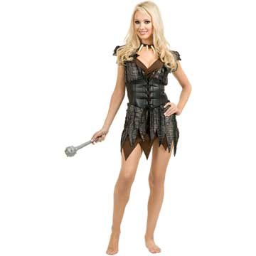 Barbarian Babe Adult Costume (Women's Adult Costume)