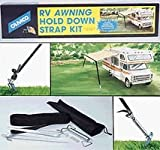 Camco 42514 RV Awning Hold Down Strap Kit