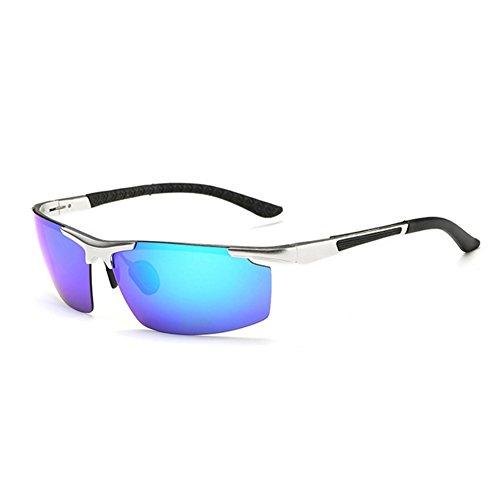VVeda Aluminum Magnesium Polarized Sunglasses Riding Men's Glasses(E5) (Cool Safety Glasses Z87 compare prices)