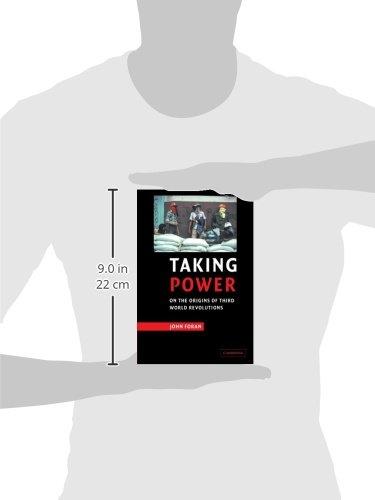 Taking Power Paperback: On the Origins of Third World Revolutions