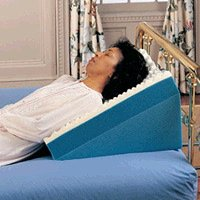 Buy Hermell Dual Position Comfort Bed Wedge Pillow