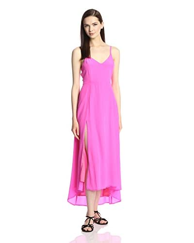 Line & Dot Women's Maxi Dress with Slit