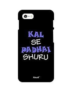 AANADI - Hard Back Case Cover for Apple iPhone 6 Plus - Superior Matte Finish - HD Printed Cases and Covers