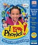 DK I Love Phonics (Ages 4-7) (PC & Mac)
