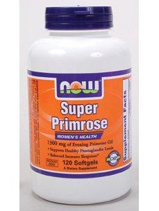 NOW Foods - Super Primrose 120 softgels