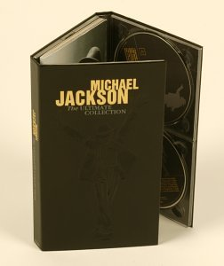Michael Jackson - The Ultimate Collection (4 CDs + Bonus-DVD) - Zortam Music