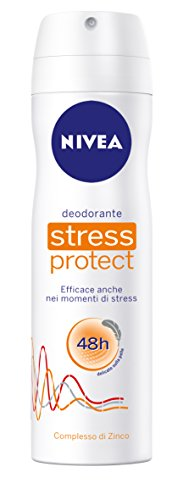 Nivea Deodorant Donna Stress Protect Spray 150Ml