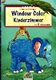 Window-Color-Vorlage: Brunnen-Reihe, Window Color Kinderzimmer