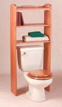 over the toilet space saver golden oak over the toilet storage solid
