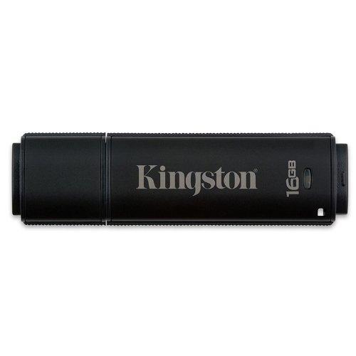 Kingston Digital Datatraveler 6000 16 Gb Flash Drive - Dt6000/16Gb front-979758