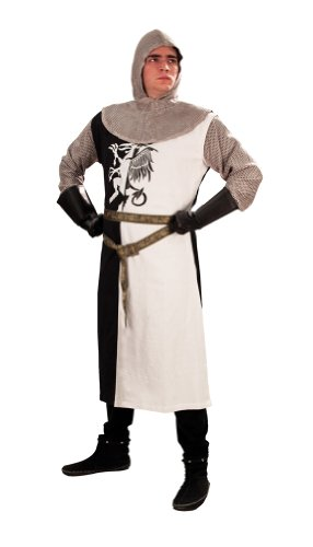 Monty Python and the Holy Grail: Sir Lancelot Costume (S/M) - Halloween Costumes