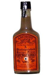 Geo Watkins Anchovy Sauce, 170ml