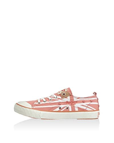 Pepe Jeans London Zapatillas Industry Union Color Coral