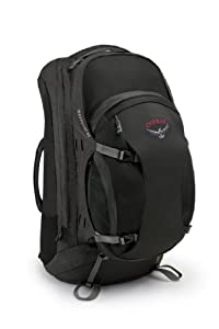 Osprey Men's Waypoint 85 Travel Backpack, Black, Medium
