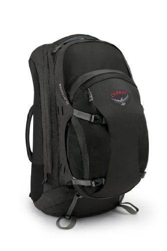 Osprey Men's Waypoint 85 Travel Backpack, Black, Large