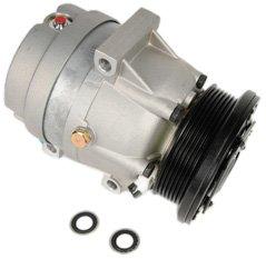ACDelco 15-21718A Professional Air Conditioning Compressor Kit