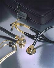 Cheap Adscope Gold Edition Deluxe Stethoscope (B000P4S9Q8)