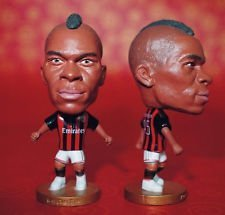 "Ac Milan Mario Balotelli #45 Toy Figure 2.5"" - 1"