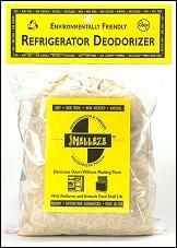 Smelleze® Reusable Refrigerator Deodorizer Pouch: Medium - Treats 1 Fridge or Freezer