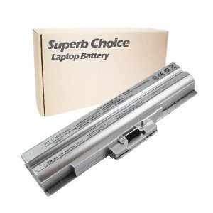 Marvellous Choice New Laptop Replacement Battery for Sony VAIO VGN-FW139E/H VGN-FW139EH VGN-FW139NW VGN-FW140EH