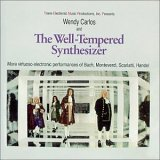 Well Tempered Synthesizer ~ Wendy Carlos