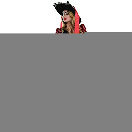 [GSG Captain Lovely Costume Adult Halloween Fancy Dress] (Lovely Leopard Sexy Costumes)