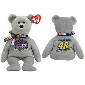ty-beanie-babies-nascar-team-lowes-racing-jimmie-johnson-48-by-beanie-babies