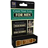 Irene Gari Cover Your Gray For Men Medium Brown Stick (Pack of 6) by Daggett and Ramsdell
