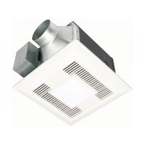 Panasonic FV-11VQL6 Ventilation Fan/Light Combination (Bathroom Fan Whisper compare prices)