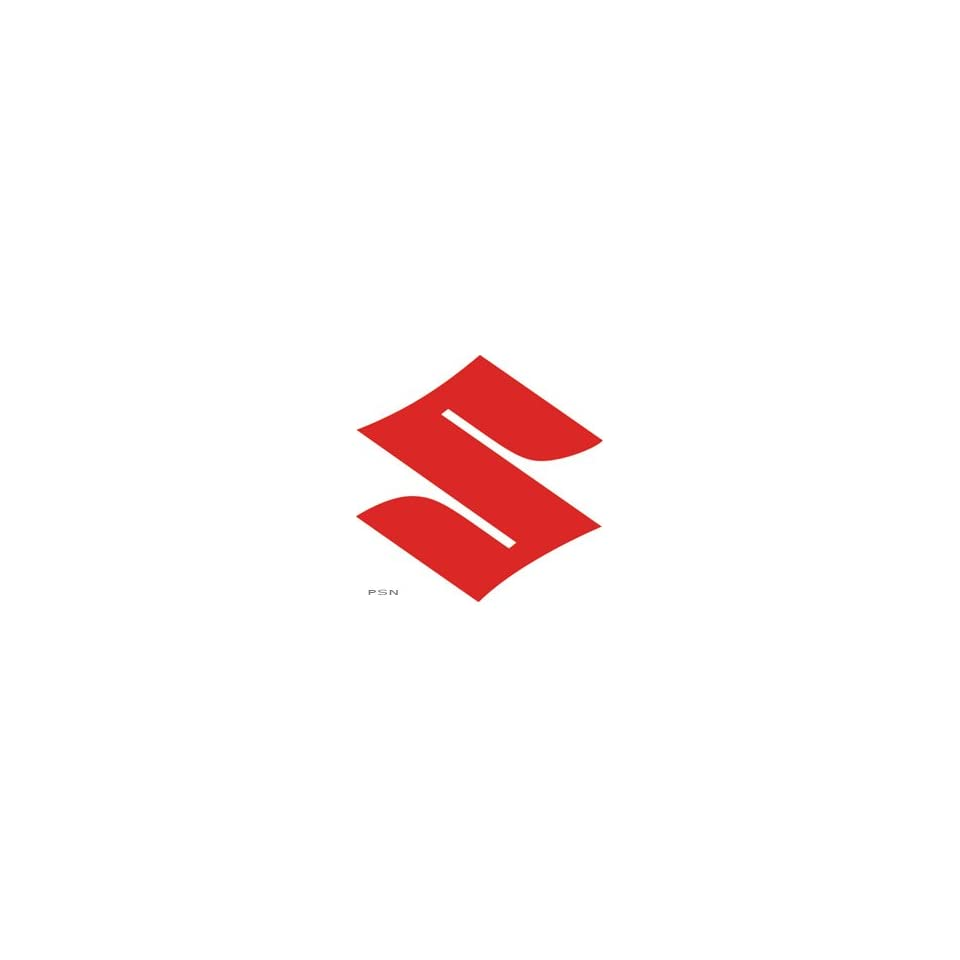 Suzuki 4 S Logo Die Cut Decal Red