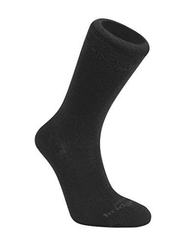 Bridgedale Thermal Liner Socks, Black, X-Large (Bridgedale Thermal Liner Socks compare prices)