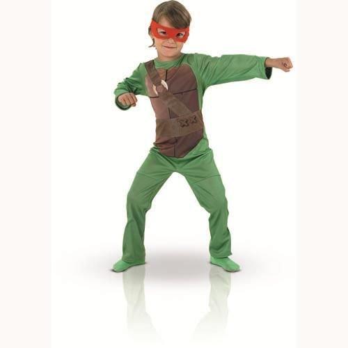 Rubie's Costume da Tartaruga Ninja, Bambino, 5/6 anni