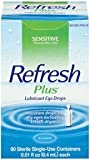 Refresh Plus Lubricant Eye Drops, Single Use 50 ea