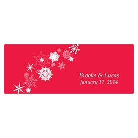 Weddingstar-1008-18-c07-Winter-Finery-Large-Cling-Red