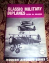 CLASSIC MILITARY BIPLANES.Modern Aircraft Series PDF