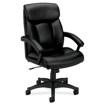 Chair Reviews HON HVL151 Executive High Back Chair For Office Or