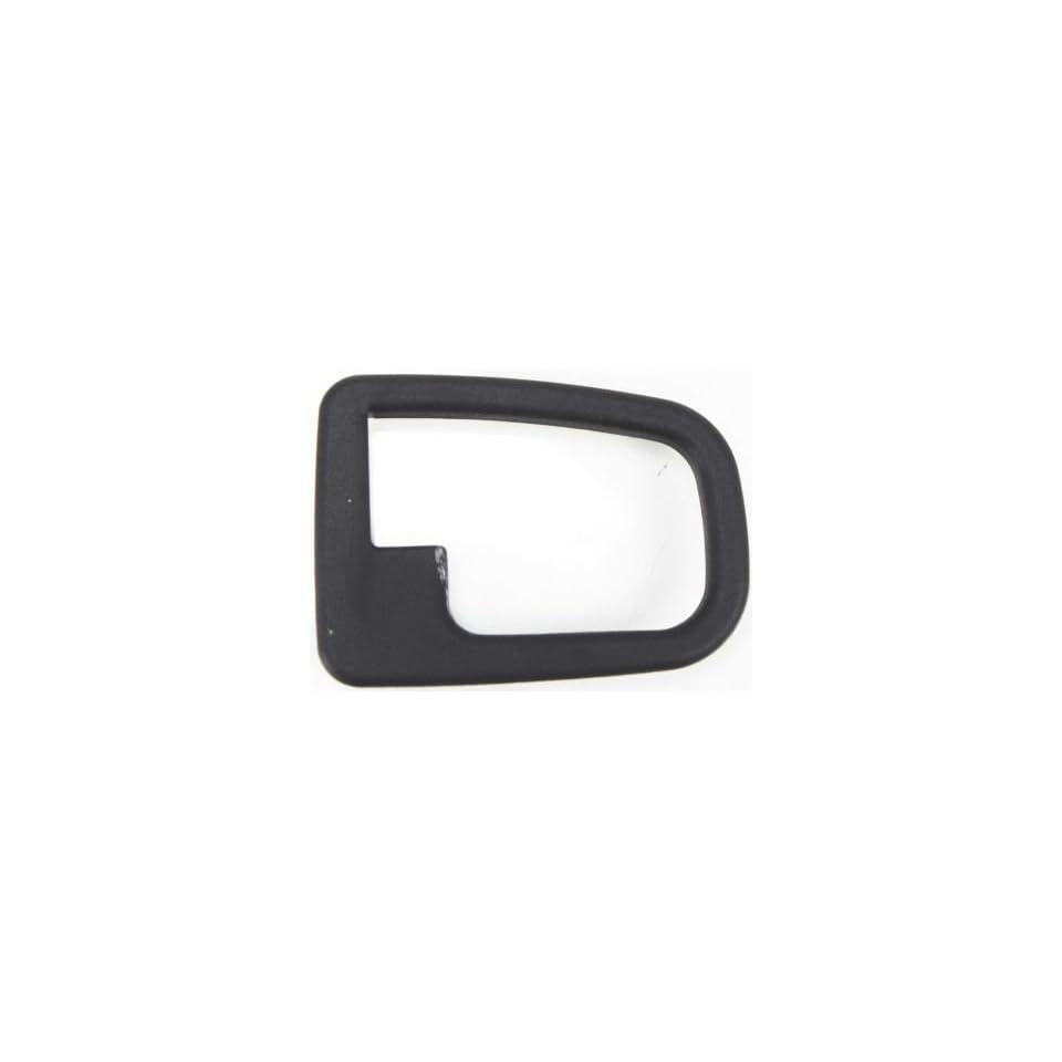 Evan Fischer EVA28572019213 Door Handle Trim Front Passenger Side RH Inner Black