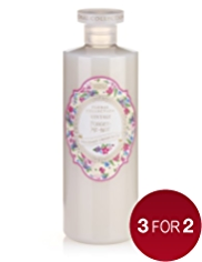Floral Collection Vintage Forget-Me-Not Fragrant Cream Bath 500ml