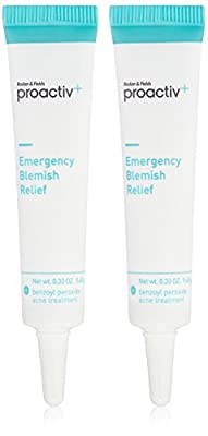 Proactiv+ Emergency Blemish Relief, 2 tubes (0.33 ounce each)