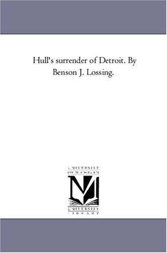 Hull's surrender of Detroit