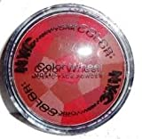 NYC Color Wheel Mosaic Face Powder Scarlet Letter